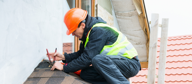 Roofing contractor in Greeley